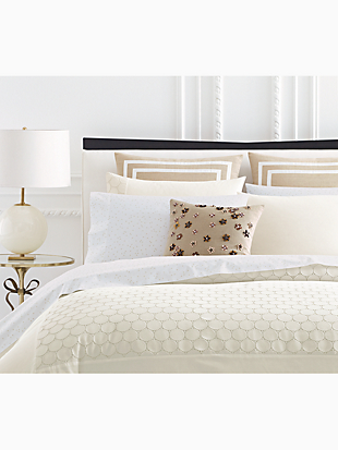 scatter dot sheet set by kate spade new york hover view