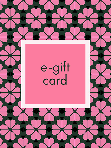 E-GIFT CARD by kate spade new york