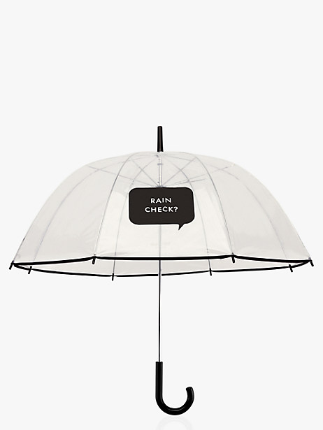 rain check? umbrella by kate spade new york