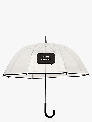 rain check? umbrella by kate spade new york non-hover view
