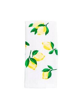 make lemonade kitchen towel, multi, medium