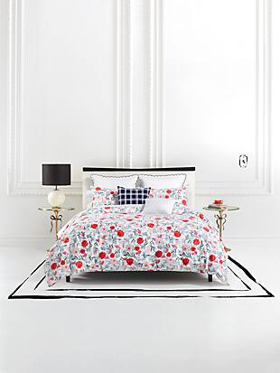 blossom duvet set by kate spade new york hover view