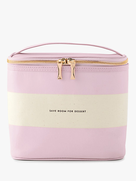 save room for dessert lunch tote by kate spade new york