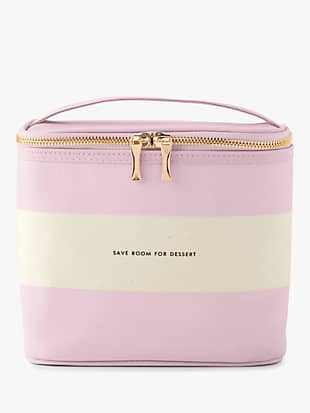 save room for dessert lunch tote by kate spade new york non-hover view