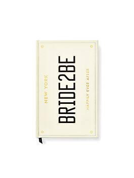 bride2be notebook, white, medium