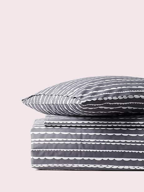 scallop row comforter by kate spade new york