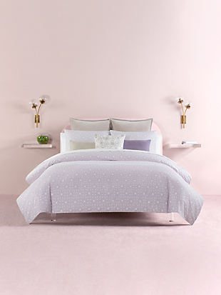 breezy blocks full/queen comforter set by kate spade new york non-hover view