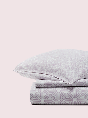 breezy blocks full/queen comforter set by kate spade new york hover view