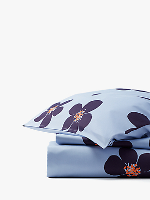 grand floral king comforter set by kate spade new york hover view