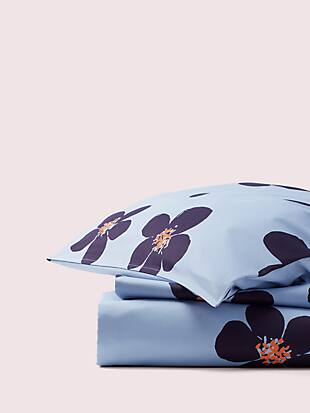 grand floral twin comforter set by kate spade new york hover view