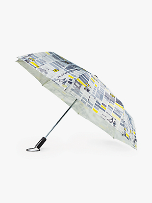 nouveau york umbrella by kate spade new york non-hover view