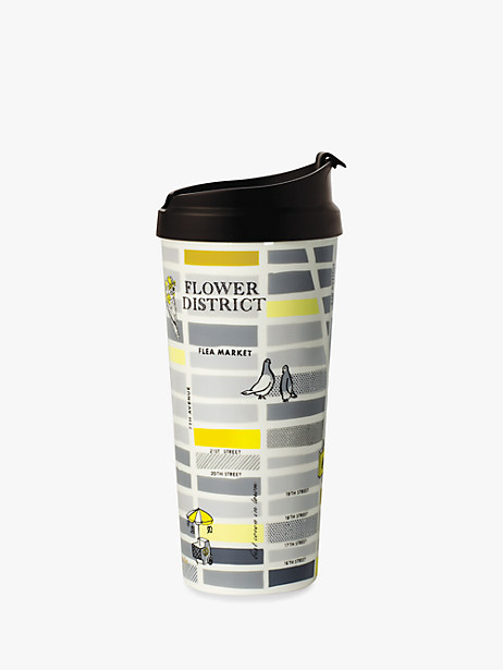 nouveau york thermal mug by kate spade new york