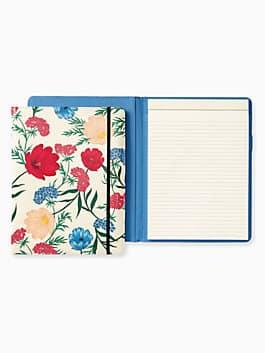 Blossom Notepad Folio, multi, medium