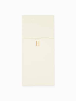 initial notepad by kate spade new york hover view