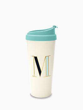 initial thermal mug, M, medium