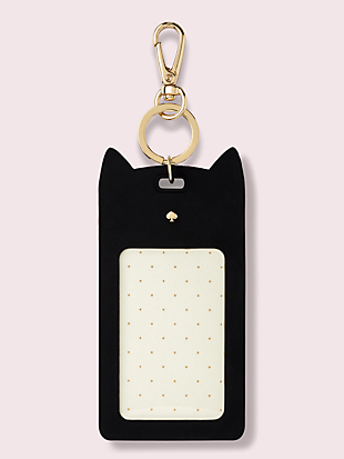 cat i.d. clip by kate spade new york hover view