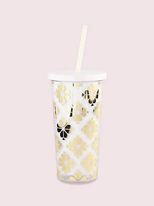 spade flower tumbler by kate spade new york non-hover view