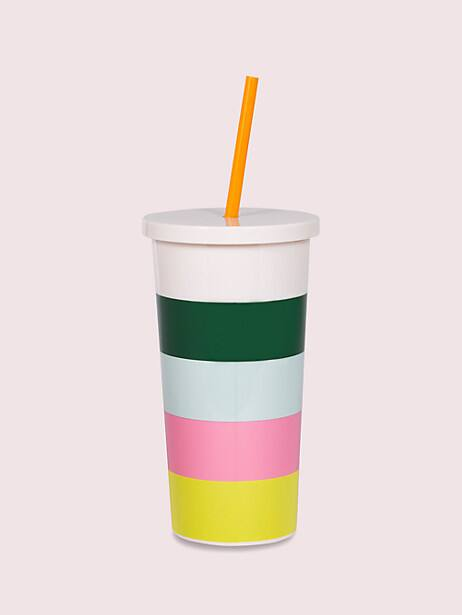 stripe tumbler by kate spade new york