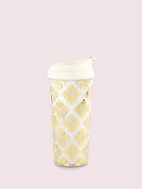 spade flower thermal mug by kate spade new york