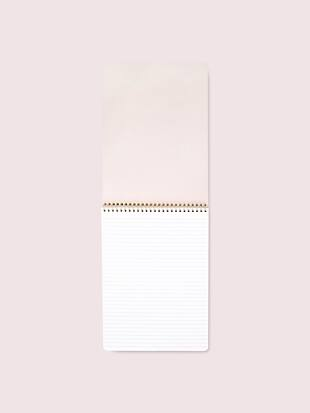 spade flower large top spiral notebook by kate spade new york hover view