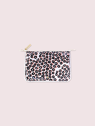 flair flora pencil pouch by kate spade new york non-hover view