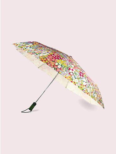 floral dot travel umbrella, , rr_productgrid