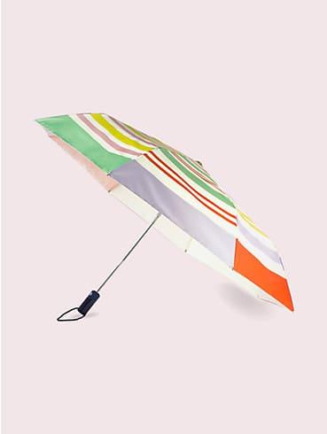 rainbow stripe travel umbrella, , rr_productgrid