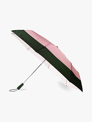 colorblock travel umbrella by kate spade new york non-hover view