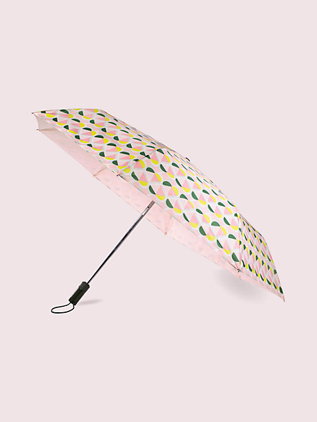 geo spade travel umbrella by kate spade new york