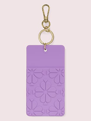 spade flower i.d. clip by kate spade new york non-hover view