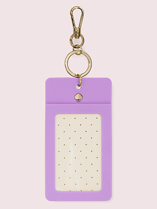 spade flower i.d. clip by kate spade new york hover view