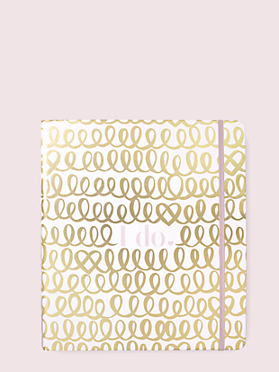 I do bridal planner by kate spade new york non-hover view