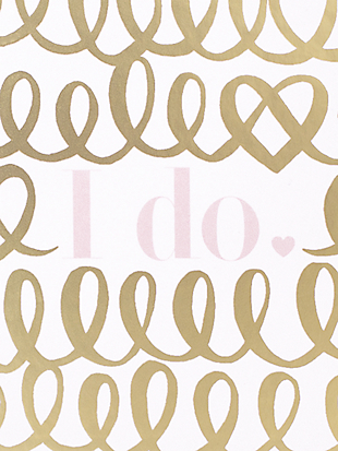 I do bridal planner by kate spade new york hover view