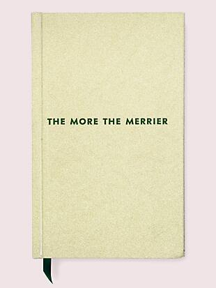 tis the season journal set by kate spade new york hover view