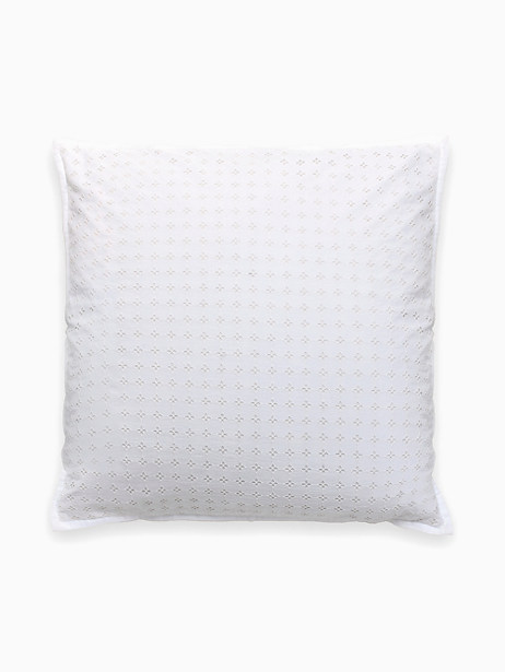 Dot Eyelet Euro Sham by kate spade new york