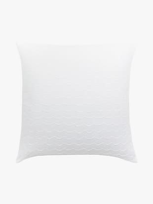 carnation pucker scallop euro pillow by kate spade new york non-hover view