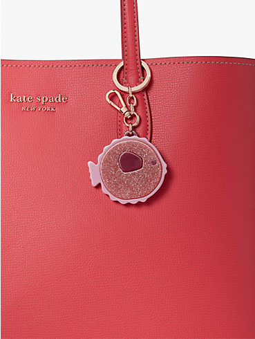 puffy fish key fob, , rr_productgrid