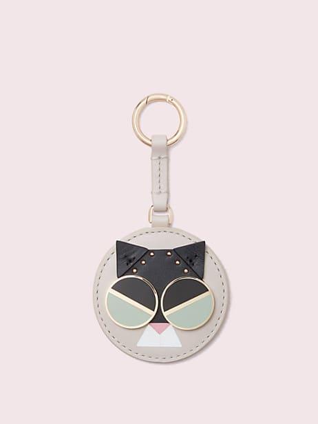 spademals smitten kitten dangle keychain by kate spade new york