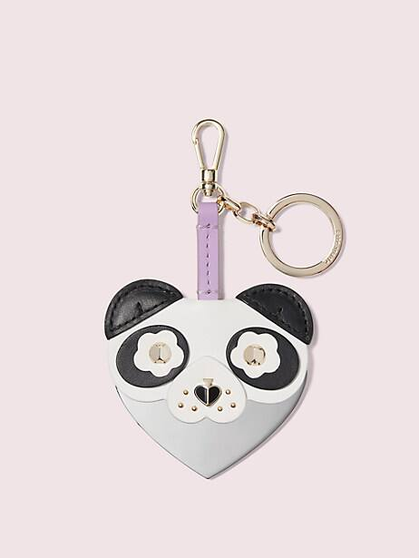 panda mirror bag charm by kate spade new york