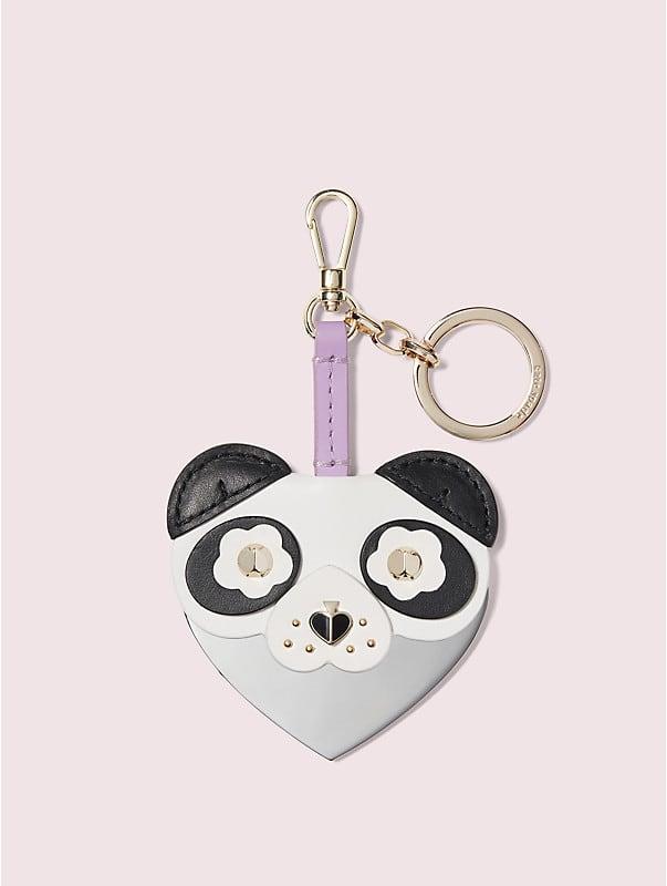 panda mirror bag charm, , rr_large