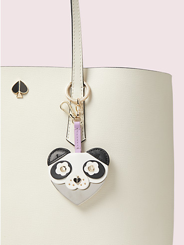 panda mirror bag charm, , rr_productgrid