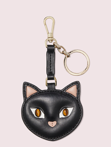 meow cat key fob by kate spade new york