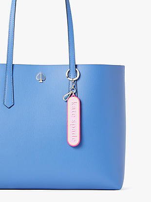 logo key fob by kate spade new york hover view