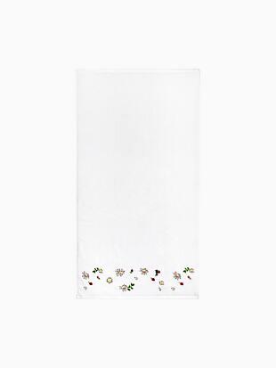 Dahlia Bath Towel by kate spade new york hover view