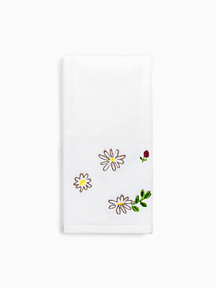 Dahlia Fingertip Towel by kate spade new york non-hover view