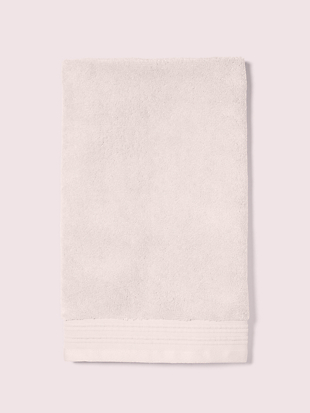 scallop pleat hand towel by kate spade new york non-hover view