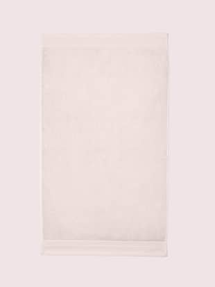 scallop pleat hand towel by kate spade new york hover view