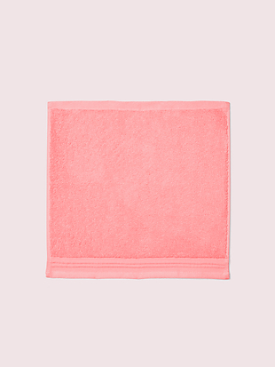 scallop pleat wash cloth by kate spade new york hover view