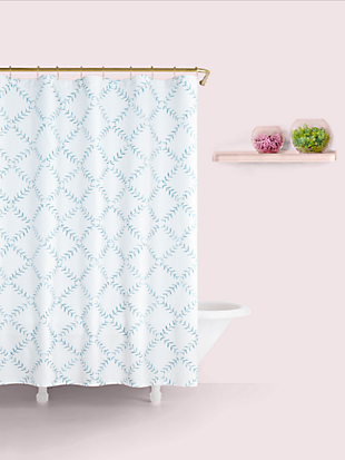 fern trellis shower curtain by kate spade new york non-hover view