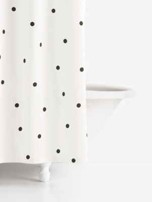 Deco Dot Shower Curtain Kate Spade New York